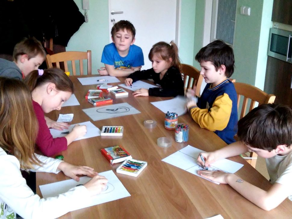snadne uceni deti pracuji